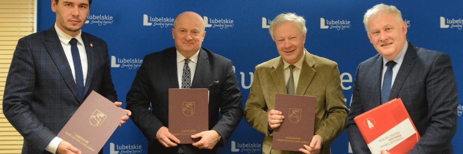 Porozumienie o partnerstwie strategicznym zawarte!